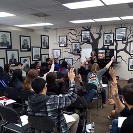 Holocaust Educator Public Speaker